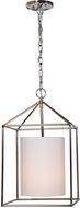 JVI Designs 1184-15 Decatur Polished Nickel Foyer Light Fixture