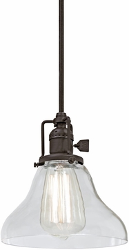 JVI Designs 1200-08-S11 Union Square Oil Rubbed Bronze Mini Pendant Lighting