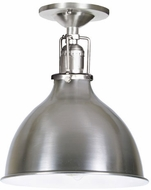 JVI Designs 1202-17-M4 Union Square Nautical Pewter Overhead Lighting