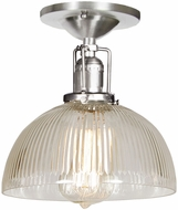 JVI Designs 1202-17-S12-CR Union Square Pewter Ceiling Lighting