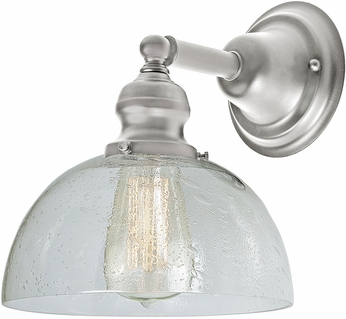 JVI Designs 1210-17-S12-CB Union Square Pewter Wall Sconce Lighting