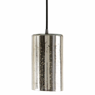 JVI Designs 1300-18-G5-AM Grand Central Gun Metal Finish 5  Wide Mini Drop Lighting