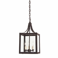 JVI Designs 3023-08 Small Transitional 9 Inch Wide Pendant Lighting Fixture