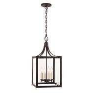 JVI Designs 3024-08 Medium 23 Inch Diameter Transitional Hanging Pendant Light