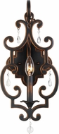 Kalco 2631 Montgomery Wall Light Fixture