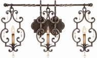 Kalco 2633 Montgomery 3-Light Bath Light Fixture