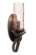 Kalco 2661 Grayson Heirloom Bronze Lighting Wall Sconce