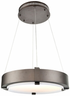 Kalco 300050 Halo Modern LED 19  Lighting Pendant