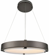 Kalco 300051 Halo Contemporary LED 27  Pendant Lamp