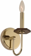 Kalco 304921CG Lassen Champagne Gold Wall Lighting