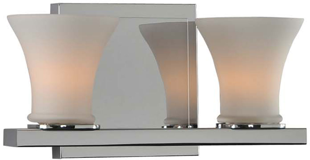 Xenon Ceiling Lights : Kalco ch morro bay modern chrome xenon light