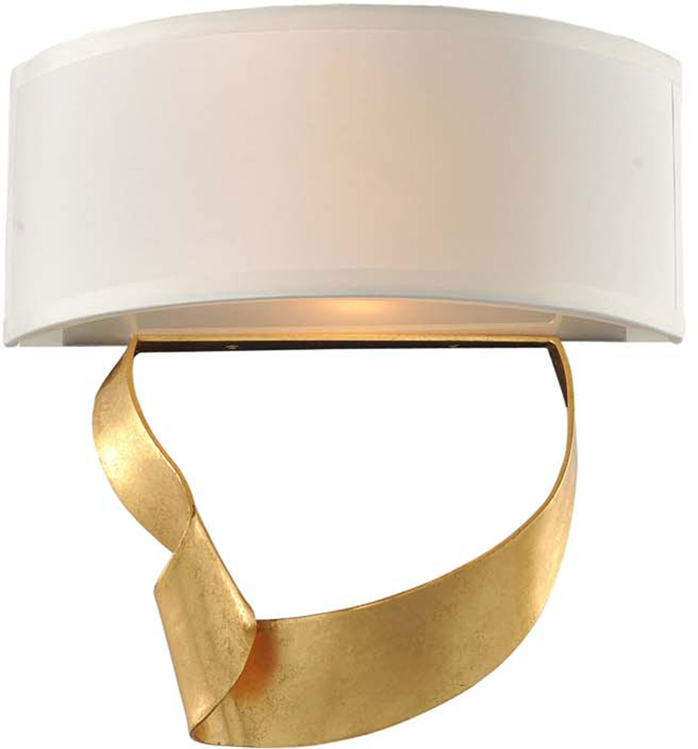 Kalco 312420RG Avalon Modern Roman Gold Wall Lighting Fixture - KAL-312420RG