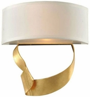Kalco 312421RG Avalon Contemporary Roman Gold Wall Light Sconce