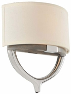 Kalco 312621CH Bombay Modern Chrome Wall Lamp