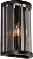 Kalco 314220SB Essex Modern Sienna Bronze Wall Light Fixture