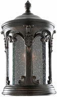 Kalco 401320BB Lago Traditional Burnished Bronze Outdoor Wall Light Sconce