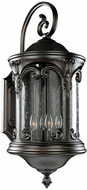 Kalco 401323BB Lago Traditional Burnished Bronze Exterior Large Wall Sconce Light