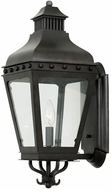 Kalco 403321AI Winchester Aged Iron Exterior Small Lighting Sconce