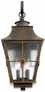 Kalco 403523AGB Belle Grove Traditional Aged Bronze Exterior Large Wall Light Sconce