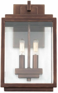 Kalco 403821CP Chester Copper Patina Outdoor Lighting Wall Sconce