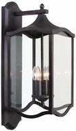 Kalco 404522AI Lakewood Aged Iron Exterior Large Wall Light Fixture