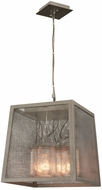 Kalco 500051CI Highland Vintage Country Iron Drop Lighting