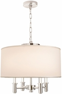 Kalco 500571CH DuPont Chrome 20  Ceiling Light Pendant