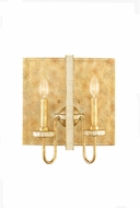 Kalco 500720HG LaSalle Honey Gold Wall Sconce Lighting