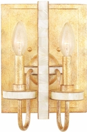 Kalco 500721HG Shorecrest Honey Gold Wall Sconce Lighting