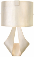 Kalco 501123PS Barrymore Modern Pearl Silver Wall Light Sconce