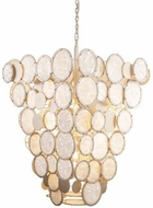 Kalco 503740CS Calypso Modern Calypso 12  Foyer Lighting