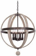 Kalco 506851FG Harper Contemporary Florence Gold 25  Hanging Pendant Lighting