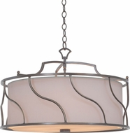 Kalco 6416 Helix Contemporary Hanging Pendant Light