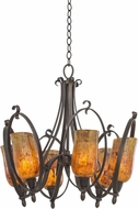 Kalco 7238 Mateo Contemporary Chandelier Lighting