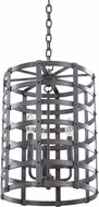 Kalco 7403 Townsend Traditional Vintage Iron Foyer Lighting Fixture