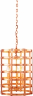 Kalco 7403NC Townsend New Copper 14  Pendant Light