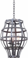 Kalco 7494 Townsend Traditional Vintage Iron Foyer Lighting