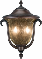 Kalco 9000 Santa Barbara Traditional Exterior Wall Lighting Sconce