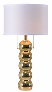 Kenroy Home 32140GLD Bolero Gold Table Lighting