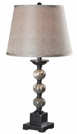 Kenroy Home 32232ORB Mason Oil Rubbed Bronze Table Lamp Lighting