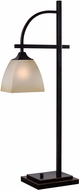 Kenroy Home 32290ORB Arch Oil Rubbed Bronze Table Light
