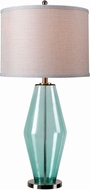 Kenroy Home 32315TEAL Azure Table Lamp