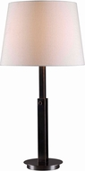 Kenroy Home 32464ORB Crane Oil Rubbed Bronze Table Lamp Lighting
