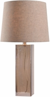 Kenroy Home 32614CHAM Blake Lighting Table Lamp