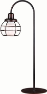 Kenroy Home 32702ORB Caged Oil Rubbed Bronze Table Lamp Lighting