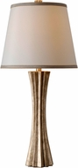 Kenroy Home 32738CSG Cinch Champagne Silver Gold Table Lamp