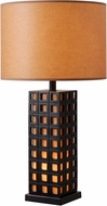 Kenroy Home 32756ORB Nightscape Oil Rubbed Bronze Table Light
