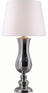 Kenroy Home 32760CH Allons Chrome Lighting Table Lamp