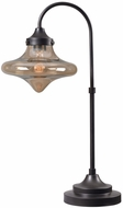 Kenroy Home 32775WBZ Rain Drop Modern Warm Bronze Table Lighting