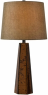 Kenroy Home 32801ANCOP Reflection Table Top Lamp